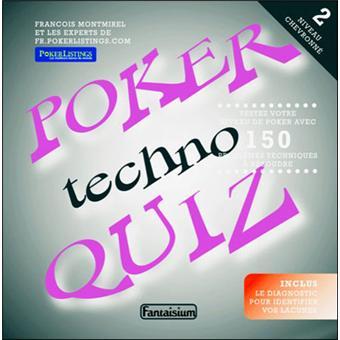 Poker techno quiz