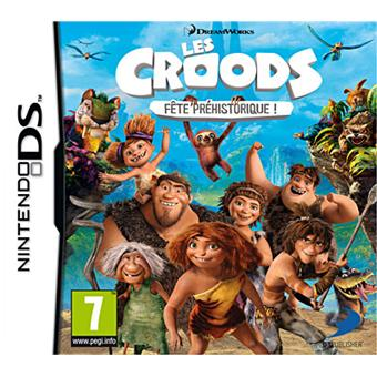 THE CROODS  DS