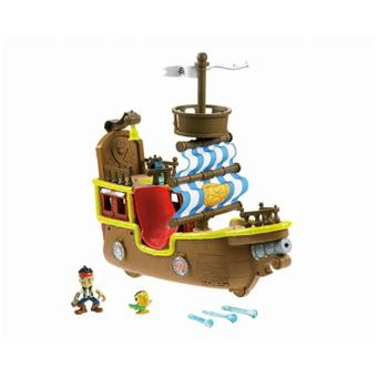 Bucky le Bateau Musical de Jake et les Pirates du Pays imaginaire ...