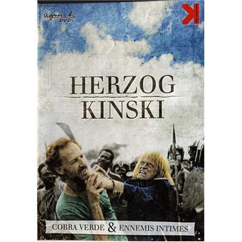 HERZOG-KINSKI-COBRA VERDE-ENNEMIS INTIMES-2 DVD-VF