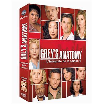 Grey's AnatomyGrey's Anatomy - Coffret intégral de la Saison 4