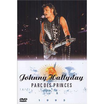 Parc des Princes 1993 DVD