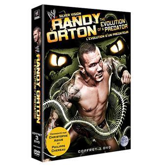 WWE RANDY ORTON-EVOLUTION D UN PREDATEUR-VF