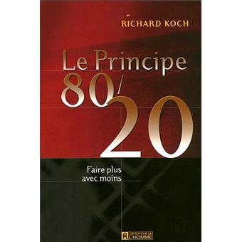 LE GRATUIT PRINCIPE BIEN TÉLÉCHARGER VIVRE 80/20 PDF