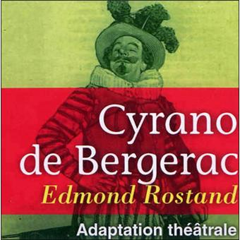 cyrano de bergerac cd audio textes lus edmond rostand. Black Bedroom Furniture Sets. Home Design Ideas