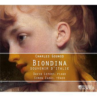 Biondina:souvenir..