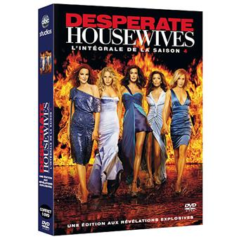 Desperate housewivesDesperate housewives - Coffret intégral de la saison 4