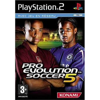 Pro Evolution Soccer 5 - PES 5