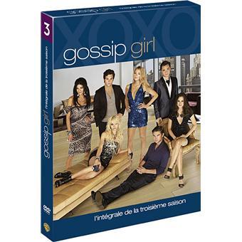 Gossip girlCoffret intégral de la Saison 3