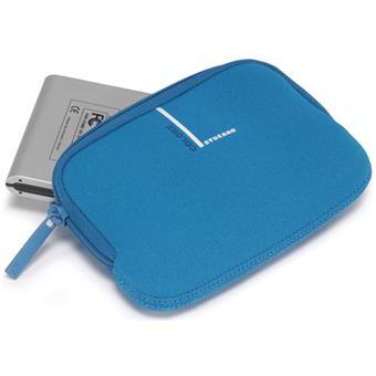 tucano housse colore pour disque dur externe 2 5 bleue. Black Bedroom Furniture Sets. Home Design Ideas