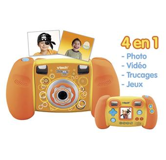 Vtech Kidizoom Kid 4 en 1 orange