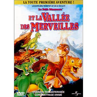 volume 1 le petit dinosaure et la vall e des merveilles dvd zone 2 achat prix fnac. Black Bedroom Furniture Sets. Home Design Ideas