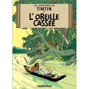 TintinL' Oreille cassée