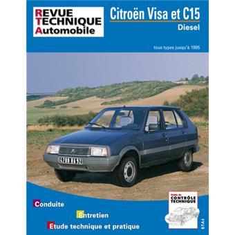 revue technique c15 diesel gratuit