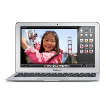 "Apple MacBook Air Core i5 à 1,6 GHz 11,6"" LED 64 Go"