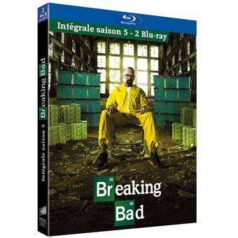 Breaking BadCoffret de la Saison 5 - Partie 1 - Blu-Ray