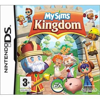 Les SimsMy Sims Kingdom