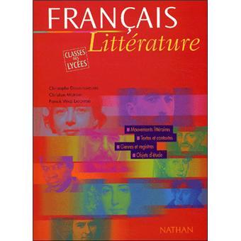 Francais Litterature Ele 03