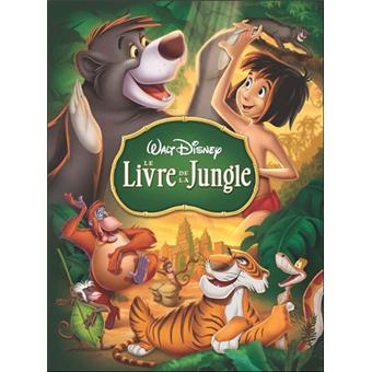 Le Livre De La Jungle Disney Cinema