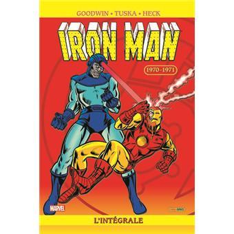 Iron manIron man integrale t06 1970-1971