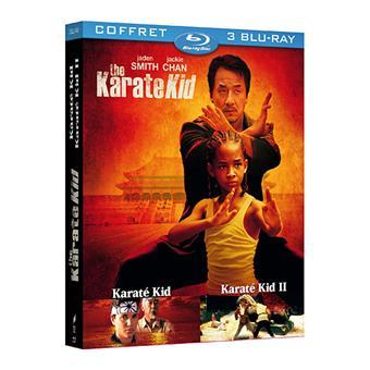 Karate Kid (2010) - Karate kid  - Karate kid 2 - Coffret Blu-Ray