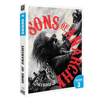 Sons of AnarchySons of Anarchy - Coffret intégral de la Saison 3