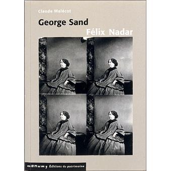 George Sand et Félix Nadar