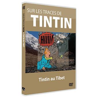 TintinSUR LES TRACES DE TINTIN-AU TIBET-VF
