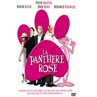 La panth re rose shawn levy dvd zone 2 achat prix - Image panthere rose ...