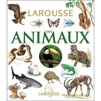 encyclopedie larousse des animaux