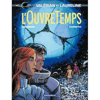 Valérian et LaurelineL'ouvre temps