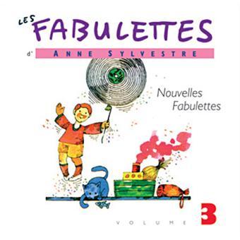 FABULETTES - NOUVELLES FABULE  VOL 3