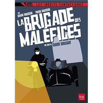 BRIGADE DES MALEFICES-2 DVD-VF