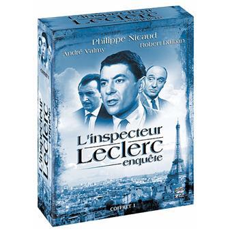 L'Inspecteur LeclercL'Inspecteur Leclerc - Coffret de la Saison 1