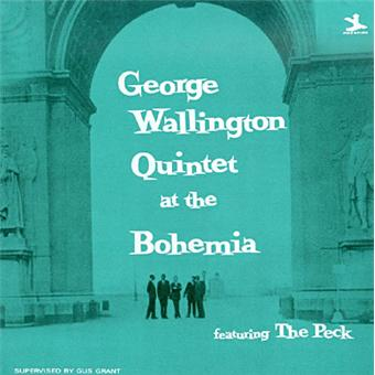 George wallington quintet at t/ed limitee