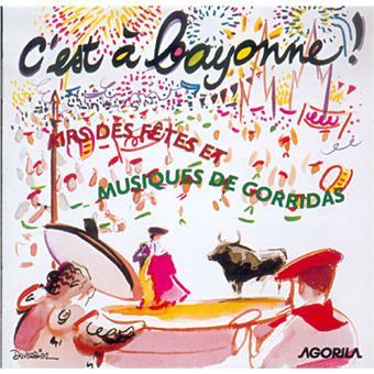 c 39 est bayonne musique du pays basque cd album achat prix fnac. Black Bedroom Furniture Sets. Home Design Ideas