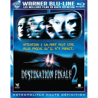 Destination finale 2 - Blu-Ray