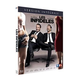 Les Infidèles - Blu-Ray