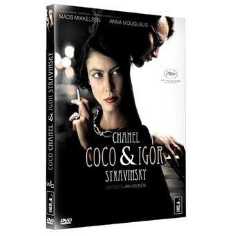 Chanel Coco et Igor Stravinsky