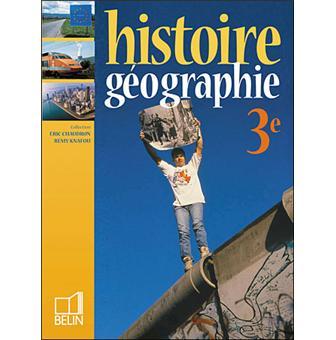 Hist.geo. 3e 2003 Eleve