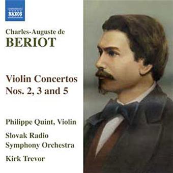 Violinkonzerte 2-3+5