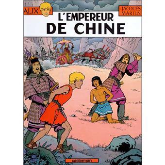 Alix vol17 l'empereur de chine