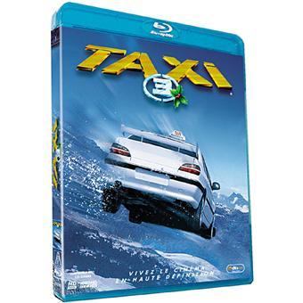 TaxiTaxi 3 Blu-ray