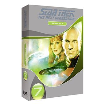 Star Trek The Next GenerationStar Trek The Next Generation - Coffret intégral de la Saison 7