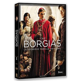 The BorgiasCoffret intégral de la Saison 1