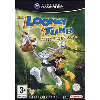 les looney tunes passent à laction