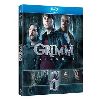 GrimmCoffret intégral de la Saison 1 - Blu-Ray