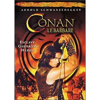 Conan le barbare - Edition Collector