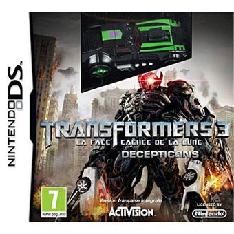 Transformers - La face cachée de la lune Edition Decepticon