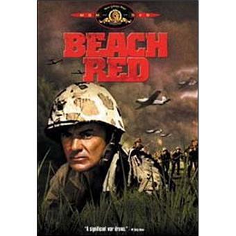 Beach red - DVD Zone 1